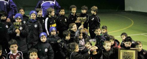 La Pinetina Junior Cup: i vincitori della categoria 2004 e i numeri del trofeo