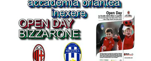Open Day Accademia Italia a Bizzarone: Video