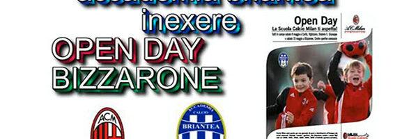 Open Day Accademia Italia a Bizzarone: Video